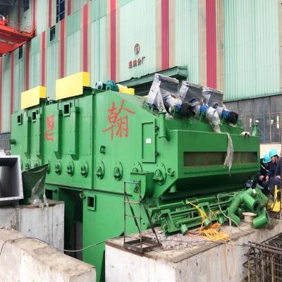 青岛翰昌2020年前全面开展设备安装收尾工作 全力保障全国各大合作钢厂项目按期生产